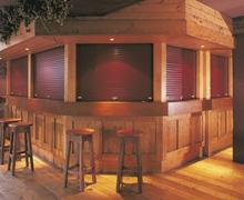 Bar Shutters Bar Servery Shutters Cabinet Shutters