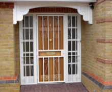 Fixed Window Bars And Grilles Diy Fixed Window Security